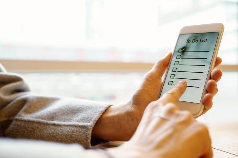 Las 6 mejores apps gratis para hacer listas de tareas pendientes