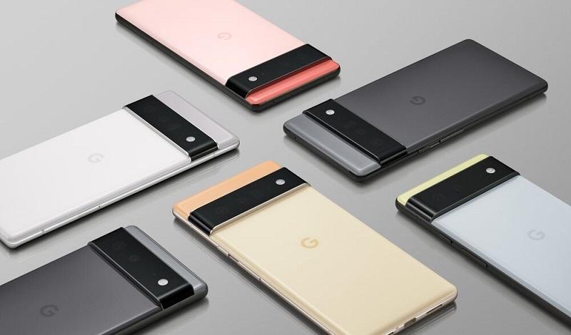 Google revela las primeras características del Pixel 6 y Pixel 6 Pro: contarán con Tensor, el primer procesador propio de la compañía